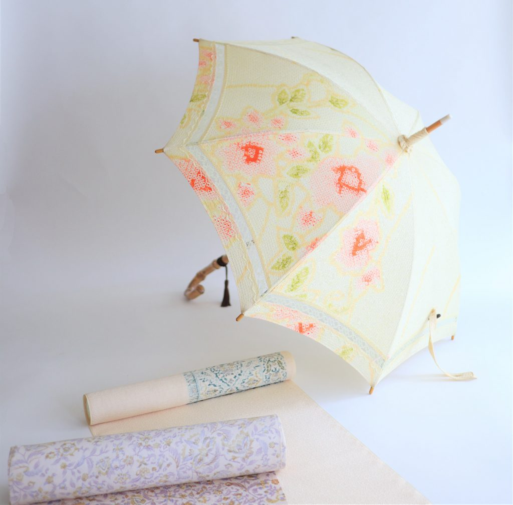 きもの日傘